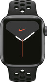 Apple Watch Nike Series 5 40mm Space Gray Aluminum/Black Sport Band