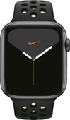 Apple Watch Nike Series 5 44mm Space Gray Aluminum/Black Sport Band
