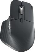 Logitech MX Master 3 Draadloze Muis Zwart