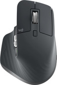 Logitech MX Master 3 Wireless Mouse Black
