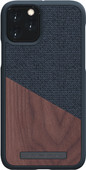 Nordic Elements Frejr Apple iPhone 11 Pro Back Cover Grijs/Hout