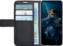 Azuri Wallet Honor 20 Pro Book Case Zwart