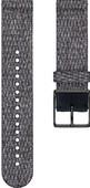Polar Ignite 20mm Horlogeband Textiel Zwart S