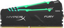 Kingston HyperX Fury 16GB DDR4 DIMM 2400MHz (2x8GB)