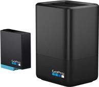 GoPro Dual Battery Charger + Battery (HERO 8 Black, 7 Black & 6 Black)