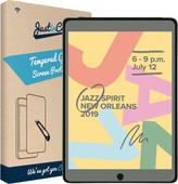 Just in Case Apple iPad (2019) Screenprotector Gehard Glas