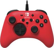 HORI - Nintendo Switch Red Horipad Wired Gamepad