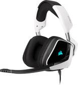 Corsair Void RGB Elite USB Premium Gaming Headset PC Zwart/Wit