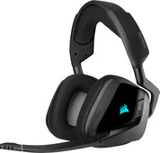 Corsair Void RGB Elite Draadloze Gaming Headset PC/PS4 Carbon/Zwart