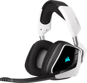 Corsair Void RGB Elite Draadloze Gaming Headset PC/PS4 Zwart/Wit