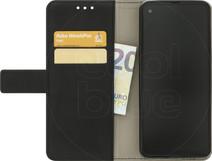 Just in Case Wallet Motorola One Action Book Case Zwart