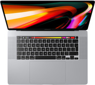 "Apple MacBook Pro 16"" Touch Bar (2019) MVVL2N/A Zilver"
