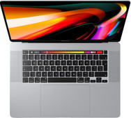 "Apple MacBook Pro 16"" Touch Bar (2019) MVVM2N/A Zilver"