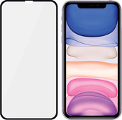 PanzerGlass Case Friendly iPhone Xr/11 Screenprotector Glas Zwart