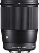 Sigma 16mm f/1.4 DC DN Contemporary Canon EF-M