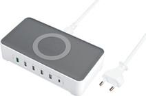 Xtorm Vigor Pro Power Hub met 6 USB Poorten en Power Delivery