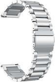 Just in Case Samsung Galaxy Watch Active2 RVS Bandje Zilver