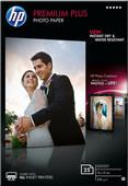 HP Premium Glossy Foto Papier 25 Vel (10 x 15)