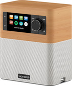 Sonoro Stream SO-410 V2 Esdoorn/Wit