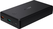 Aukey PB-T11 Quick Charge Power Bank 30,000mAh Black