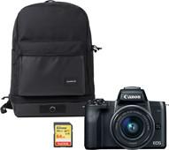 Canon EOS M50 Zwart - Travelkit