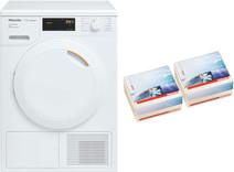 Miele TDD 220 WP Eco + Geurflacons Aqua Duo Pack