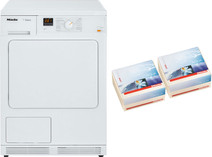 Miele TDA 140 C + Geurflacons Aqua Duo Pack