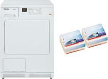 Miele TDA 150 C + Geurflacons Aqua Duo Pack