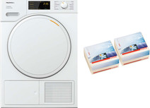 Miele TSD 443 WP EcoSpeed + Geurflacons Aqua Duo Pack