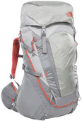 The North Face Womens Terra HIGH RISE GREY/MID GREY XS/S 55L