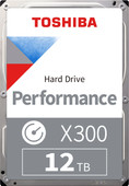 Toshiba X300 Performance Hard Drive 12 TB