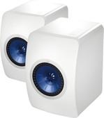 KEF LS50 Hoogglans White (per pair)