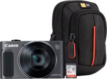 Starter Kit - Canon PowerShot SX620 HS Black