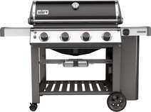 Weber Genesis II E-410 GBS Black (model 2018)