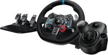 Logitech G29 Driving Force + Logitech Driving Force Shifter