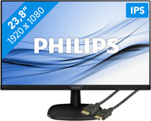 Philips 243V7QDAB + HDMI kabel
