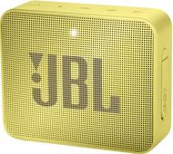 JBL Go 2 Yellow