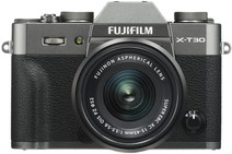 FujiFilm X-T30 Dark Gray + XC 15-45mm f/3.5-5.6 OIS PZ