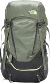 The North Face Women's Terra 55 XS / S TNF Dark Gray Heather / New Taupe Green