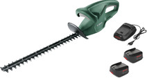 Bosch EasyHedgeCut 18-45 with 2 batteries