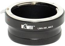Kiwi Photo Nikon F-Micro Four Thirds adapter