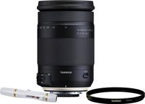 Tamron 18-400mm f/3.5-6.3 Di II VC HLD Canon EF + UV-Filter 72mm + Elite Lenspen