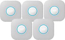 Google Nest Protect V2 (Batterij) 5-pack