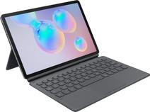 Samsung Galaxy Tab S6 Toetsenbord Hoes QWERTY Grijs
