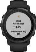 Garmin Fenix 6S Pro - Black - 42mm