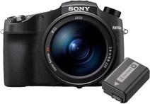 Sony Cybershot DSC-RX10 IV + Sony NP-FW50 battery