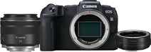 Canon EOS RP + Adapter + 35mm f/1.8 IS STM Macro