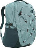 The North Face Womens Borealis 15 inches Trellis Green/Ponderosa Green 25L