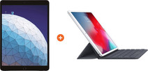 Apple iPad Air (2019) 10.5-inch Space Gray 256GB 4G + Smart Keyboard