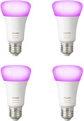 Philips Hue White and Color E27 Bluetooth 4-Pack